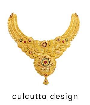 calcutta design necklace