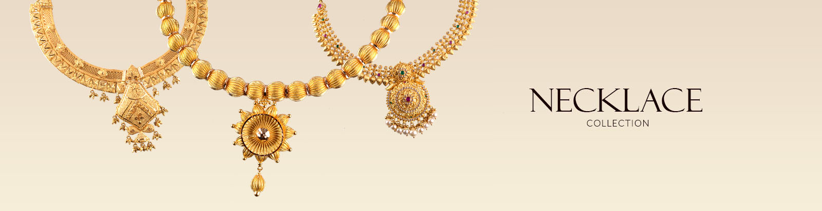 Traditional Gold Necklace for Women | Gold Necklace Latest Designs