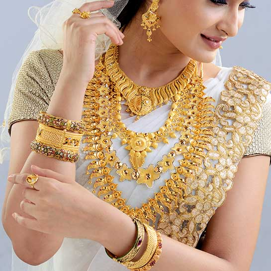 long designs necklace pin gold latest models collections bridal jewellery choker