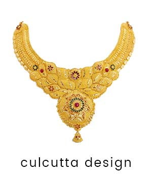 calcutta design necklace